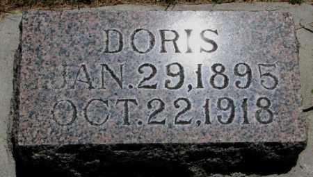 HYATT, DORIS - Cedar County, Nebraska | DORIS HYATT - Nebraska Gravestone Photos