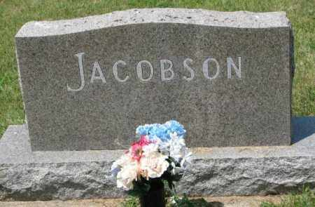 JACOBSON, PLOT - Cedar County, Nebraska   PLOT JACOBSON - Nebraska Gravestone Photos