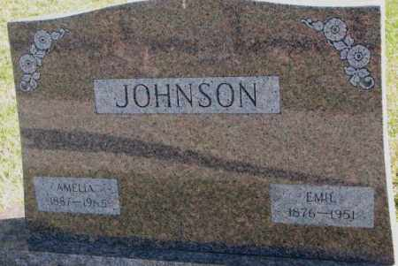 JOHNSON, EMIL - Cedar County, Nebraska | EMIL JOHNSON - Nebraska Gravestone Photos