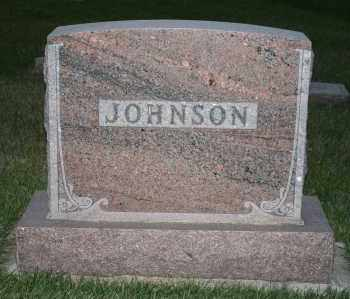 JOHNSON, FAMILY - Cedar County, Nebraska | FAMILY JOHNSON - Nebraska Gravestone Photos