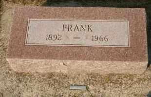 JOHNSON, FRANK - Cedar County, Nebraska | FRANK JOHNSON - Nebraska Gravestone Photos