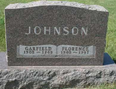JOHNSON, GARFIELD - Cedar County, Nebraska   GARFIELD JOHNSON - Nebraska Gravestone Photos