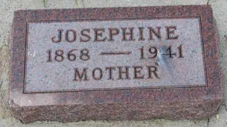 JOHNSON, JOSEPHINE - Cedar County, Nebraska   JOSEPHINE JOHNSON - Nebraska Gravestone Photos
