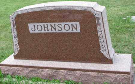 JOHNSON, PLOT - Cedar County, Nebraska | PLOT JOHNSON - Nebraska Gravestone Photos