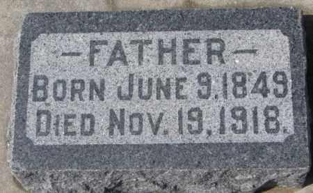 KIRCHMEIER, FATHER - Cedar County, Nebraska   FATHER KIRCHMEIER - Nebraska Gravestone Photos