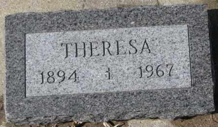KIRCHMEIER, THERESA - Cedar County, Nebraska | THERESA KIRCHMEIER - Nebraska Gravestone Photos