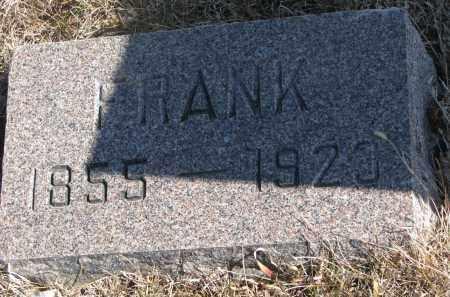 KLAMETH, FRANK - Cedar County, Nebraska | FRANK KLAMETH - Nebraska Gravestone Photos