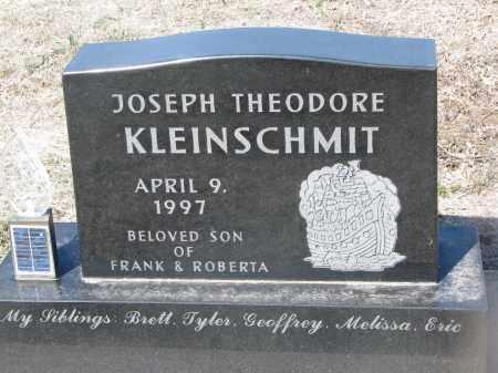KLEINSCHMIT, JOSEPH THEODORE - Cedar County, Nebraska   JOSEPH THEODORE KLEINSCHMIT - Nebraska Gravestone Photos