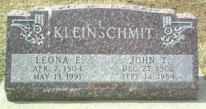 KLEINSCHMIT, JOHN - Cedar County, Nebraska | JOHN KLEINSCHMIT - Nebraska Gravestone Photos
