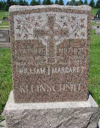 KLEINSCHMIT, WILLIAM - Cedar County, Nebraska | WILLIAM KLEINSCHMIT - Nebraska Gravestone Photos