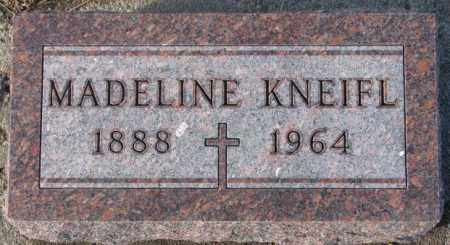KNEIFL, MADELINE - Cedar County, Nebraska | MADELINE KNEIFL - Nebraska Gravestone Photos