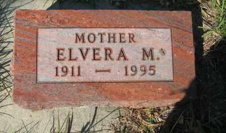 KOCH, ELVERA M. - Cedar County, Nebraska   ELVERA M. KOCH - Nebraska Gravestone Photos