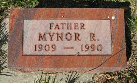 KOCH, MYNOR R. - Cedar County, Nebraska | MYNOR R. KOCH - Nebraska Gravestone Photos