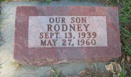 KOCH, RODNEY - Cedar County, Nebraska   RODNEY KOCH - Nebraska Gravestone Photos