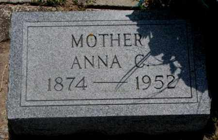 KRAEMAER, ANNA C. - Cedar County, Nebraska   ANNA C. KRAEMAER - Nebraska Gravestone Photos