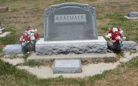 KRAEMAER, FAMILY PLOT - Cedar County, Nebraska | FAMILY PLOT KRAEMAER - Nebraska Gravestone Photos