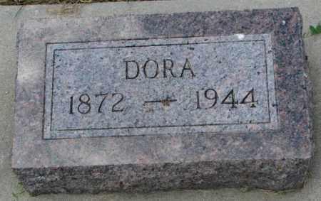 KROHN, DORA - Cedar County, Nebraska   DORA KROHN - Nebraska Gravestone Photos