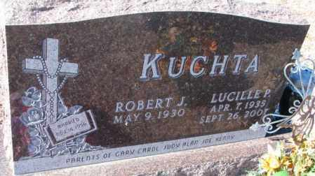 KUCHTA, ROBERT J. - Cedar County, Nebraska | ROBERT J. KUCHTA - Nebraska Gravestone Photos