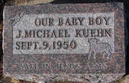 KUEHN, J. MICHAEL - Cedar County, Nebraska   J. MICHAEL KUEHN - Nebraska Gravestone Photos
