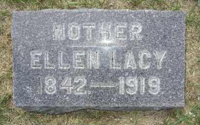 LACY, ELLEN - Cedar County, Nebraska | ELLEN LACY - Nebraska Gravestone Photos