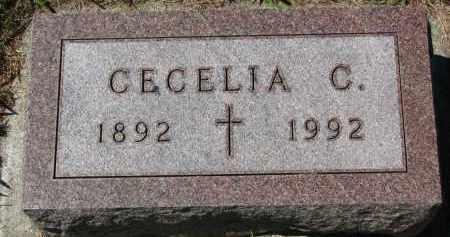 LAMMERS, CECELIA C. - Cedar County, Nebraska | CECELIA C. LAMMERS - Nebraska Gravestone Photos