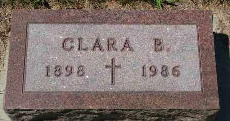LAMMERS, CLARA B. - Cedar County, Nebraska | CLARA B. LAMMERS - Nebraska Gravestone Photos