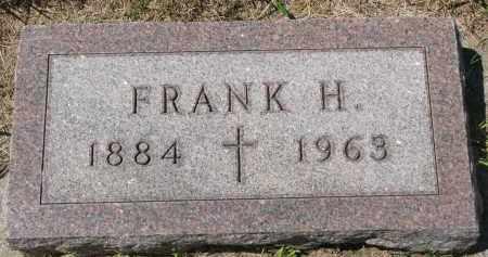 LAMMERS, FRANK H. - Cedar County, Nebraska   FRANK H. LAMMERS - Nebraska Gravestone Photos
