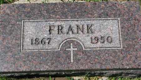 LAMMERS, FRANK - Cedar County, Nebraska | FRANK LAMMERS - Nebraska Gravestone Photos