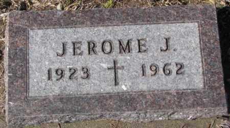 LAMMERS, JEROME J. - Cedar County, Nebraska | JEROME J. LAMMERS - Nebraska Gravestone Photos