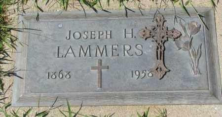 LAMMERS, JOSEPH H. - Cedar County, Nebraska | JOSEPH H. LAMMERS - Nebraska Gravestone Photos