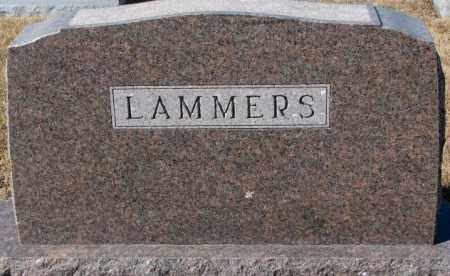 LAMMERS, PLOT - Cedar County, Nebraska | PLOT LAMMERS - Nebraska Gravestone Photos