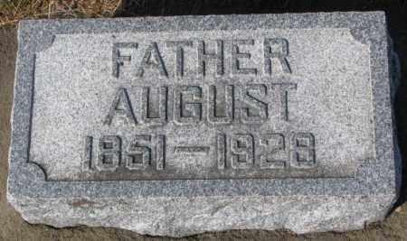 LUBELEY, AUGUST - Cedar County, Nebraska | AUGUST LUBELEY - Nebraska Gravestone Photos