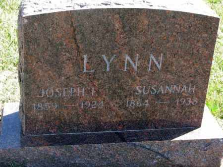 LYNN, JOSEPH F. - Cedar County, Nebraska | JOSEPH F. LYNN - Nebraska Gravestone Photos