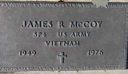 MCCOY, JAMES R. (VIETNAM) - Cedar County, Nebraska   JAMES R. (VIETNAM) MCCOY - Nebraska Gravestone Photos