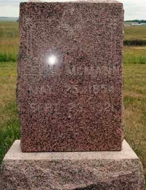 MCMANN, LELIA - Cedar County, Nebraska | LELIA MCMANN - Nebraska Gravestone Photos