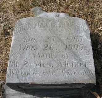 MEINERS, CHRISTIAN C. OR G. - Cedar County, Nebraska | CHRISTIAN C. OR G. MEINERS - Nebraska Gravestone Photos