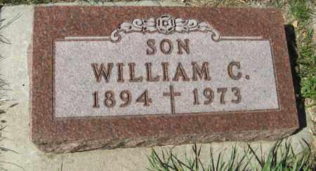 MEINERS, WILLIAM C. - Cedar County, Nebraska   WILLIAM C. MEINERS - Nebraska Gravestone Photos
