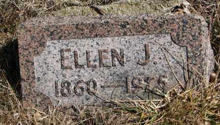 MENGSHOL, ELLEN J. - Cedar County, Nebraska | ELLEN J. MENGSHOL - Nebraska Gravestone Photos