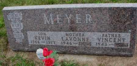 MEYER, VINCENT - Cedar County, Nebraska | VINCENT MEYER - Nebraska Gravestone Photos