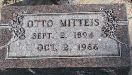 MITTEIS, OTTO - Cedar County, Nebraska | OTTO MITTEIS - Nebraska Gravestone Photos