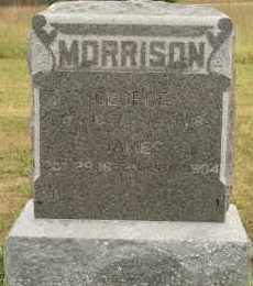MORRISON, JAMES - Cedar County, Nebraska   JAMES MORRISON - Nebraska Gravestone Photos