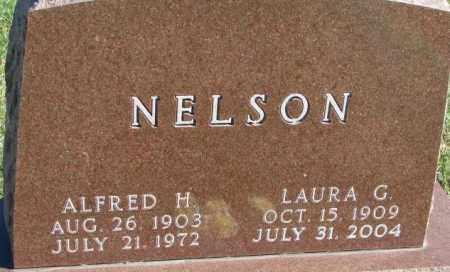NELSON, ALFRED H. - Cedar County, Nebraska | ALFRED H. NELSON - Nebraska Gravestone Photos