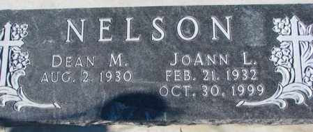 NELSON, JOANN L. - Cedar County, Nebraska | JOANN L. NELSON - Nebraska Gravestone Photos