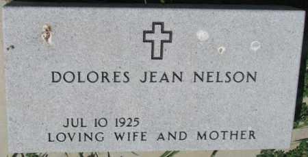 NELSON, DOLORES JEAN - Cedar County, Nebraska | DOLORES JEAN NELSON - Nebraska Gravestone Photos
