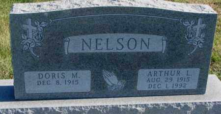 NELSON, ARTHUR L. - Cedar County, Nebraska   ARTHUR L. NELSON - Nebraska Gravestone Photos