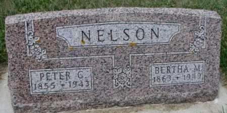 NELSON, PETER C. - Cedar County, Nebraska | PETER C. NELSON - Nebraska Gravestone Photos