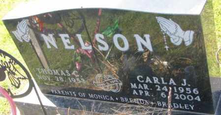 NELSON, CARLA J. - Cedar County, Nebraska | CARLA J. NELSON - Nebraska Gravestone Photos