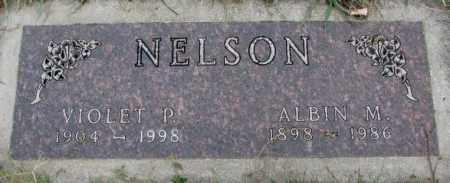 NELSON, VIOLET P. - Cedar County, Nebraska | VIOLET P. NELSON - Nebraska Gravestone Photos