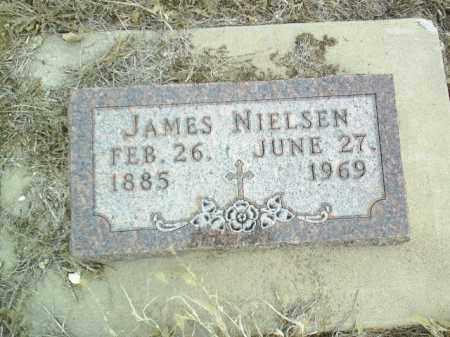 NIELSEN, JAMES - Cedar County, Nebraska | JAMES NIELSEN - Nebraska Gravestone Photos