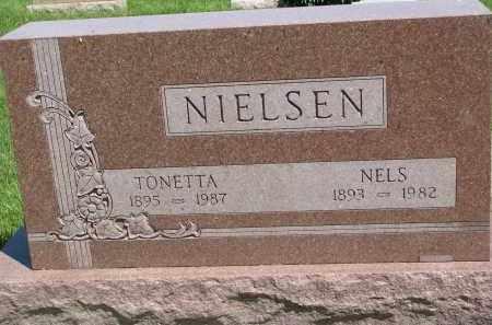 NIELSEN, NELS - Cedar County, Nebraska | NELS NIELSEN - Nebraska Gravestone Photos